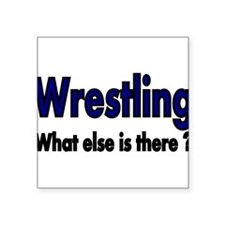 Wrestling. What esle is There? Sticker