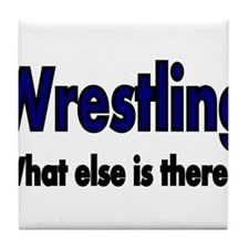 Wrestling. What esle is There? Tile Coaster