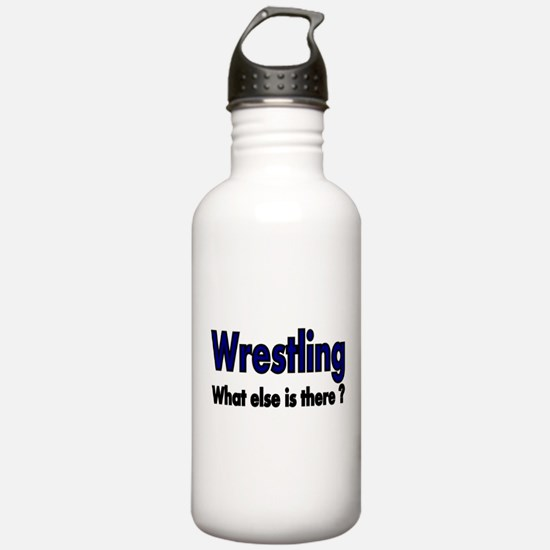 Wrestling. What esle is There? Water Bottle
