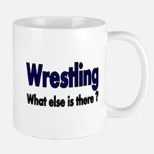 Wrestling. What esle is There? Mug