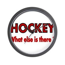 HOCKEY. What else is there? Wall Clock