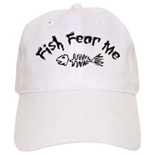 Fish Fear Me Cap