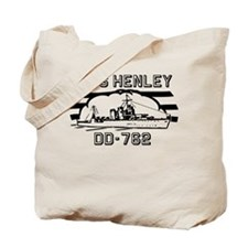 Miss Torpedo 1952 Tote Bag