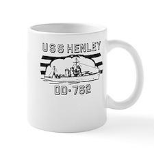 Miss Torpedo 1952 Mug