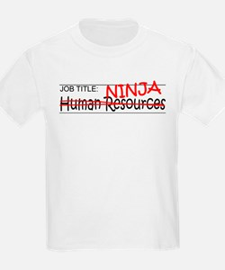 Job Ninja HR T-Shirt