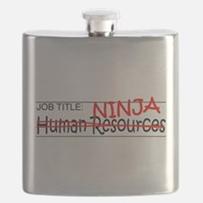 Job Ninja HR Flask