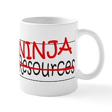 Job Ninja HR Small Mugs