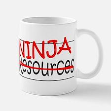 Job Ninja HR Small Small Mug