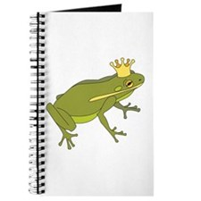 Frog Royalty Journal