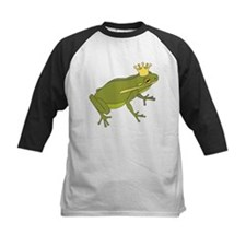 Frog Royalty Baseball Jersey