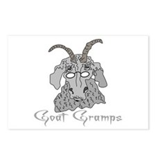 Goat Gramps Postcards (Package of 8)