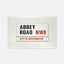 Abbey Road, London - UK Rectangle Magnet