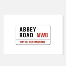 Abbey Road, London - UK Postcards (Package of 8)