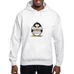 Sudoku Penguin Hooded Sweatshirt
