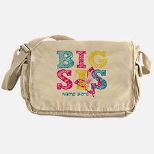 Butterfly Big Sis Messenger Bag