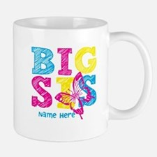 Butterfly Big Sis Mug