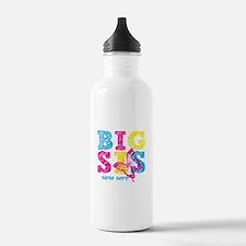 Butterfly Big Sis Water Bottle