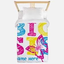 Butterfly Big Sis Twin Duvet