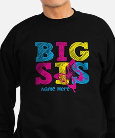 Butterfly Big Sis Jumper Sweater