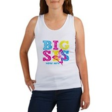Butterfly Big Sis Tank Top
