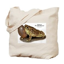 Great Plains Toad Tote Bag