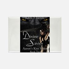 Divine Savior Rectangle Magnet