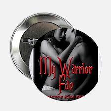 """My Warrior Fae 2.25"""" Button"""