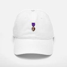 Purple Heart Baseball Baseball Cap