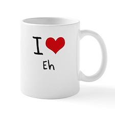 I love Eh Mug