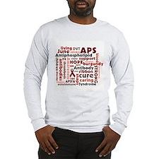 Cluster Long Sleeve T-Shirt