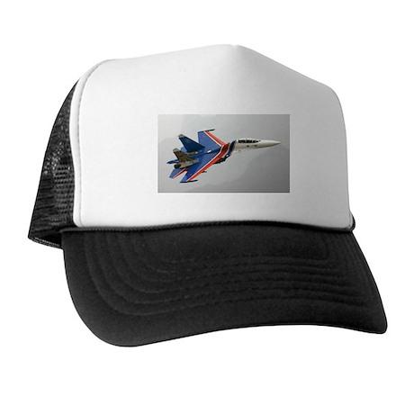 Su-27 Trucker Hat