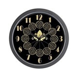 Art deco Basic Clocks