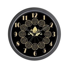 Art Deco Gatsby Style Clock Wall Clock