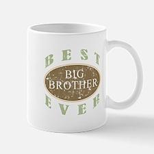 Best Big Brother Ever (Vintage) Mug