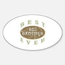 Best Big Brother Ever (Vintage) Decal
