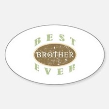 Best Brother Ever (Vintage) Decal