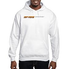 Dirt Force text logo Hoodie
