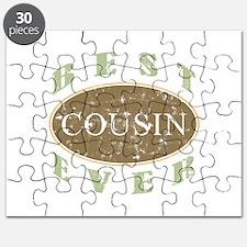 Best Cousin Ever (Vintage) Puzzle