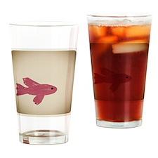 Fishy Drinking Glass