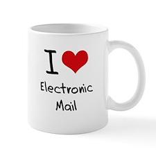 I love Electronic Mail Mug