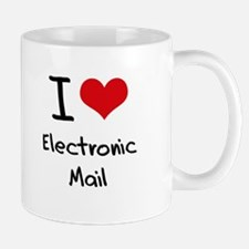 I love Electronic Mail Mug