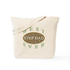 Best Step Dad (Vintage) Tote Bag