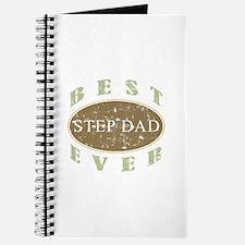 Best Step Dad (Vintage) Journal