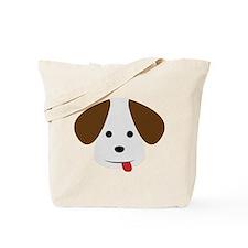 A Beagle Illustration for Dog Lovers Tote Bag