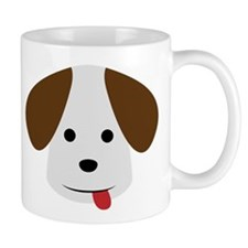 A Beagle Illustration for Dog Lovers Mug