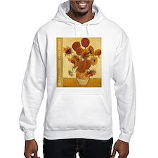 Cool Sunflower van gogh Hoodie
