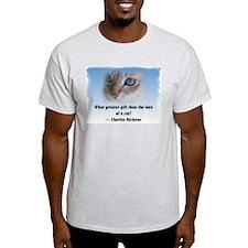 Dickens Cat T-Shirt