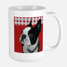 Boston terrier Mugcoffee cup