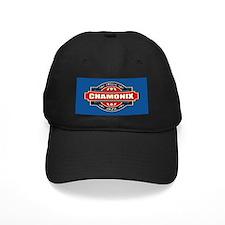Chamonix Old Label Baseball Hat