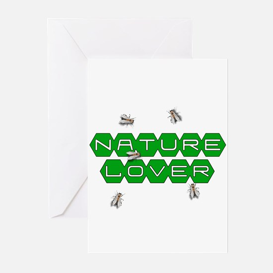 Nature Lover-Bees Greeting Cards (Pk of 10)